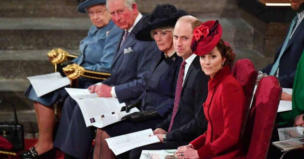 Elizabeth II in G7: Kate, William, Charles and Camilla are in the game!  First family reunion in 6 months