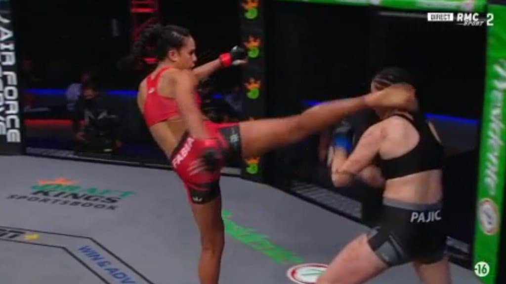 Fabian Trassat Pajek by a masterful knockout