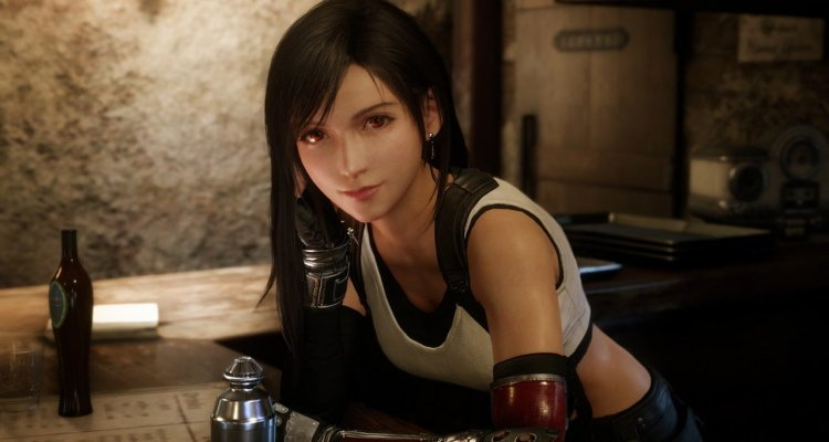 Final Fantasy 7 Remake, Tifa of candylion.cos cosplay ready for action - Nerd4.life
