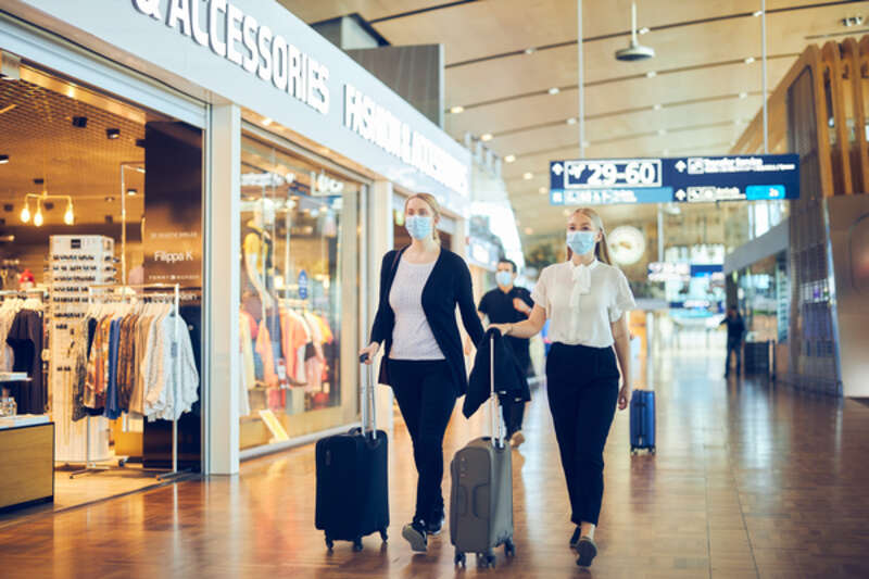 Finland eases restrictions on passenger access