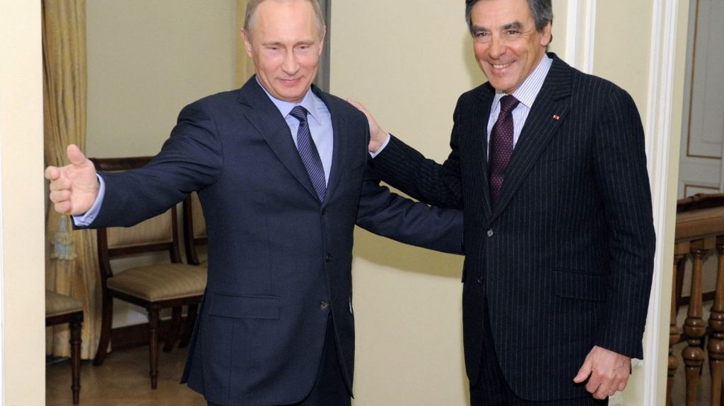 François Fillon soon became a member of the board of directors of a state-owned oil company