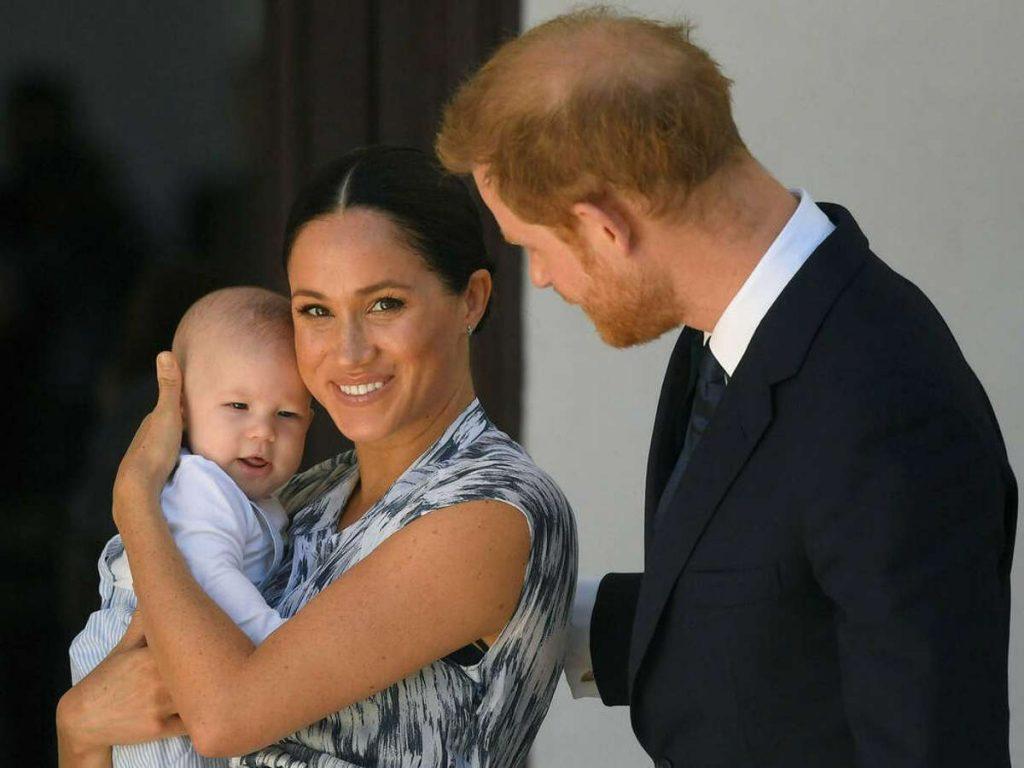 Prinz Harry und Herzogin Meghan nutzten Archies Geburtstag, um anderen Kindern eine Freude zu bereiten. Foto: imago images/PA Images
