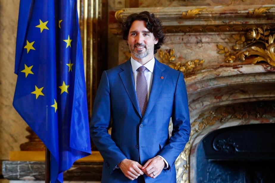 Justin Trudeau in quarantine at a three-star hotel in Ottawa