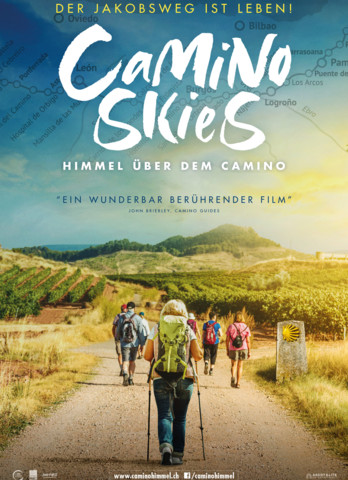 Movie review - Camino Skies - Heaven on the Camino