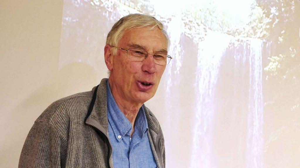 New Zealander Dietmar Hornig inspires audiences at Nötel House