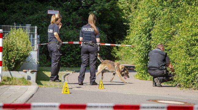 New knife attack in Germany, suspect arrested