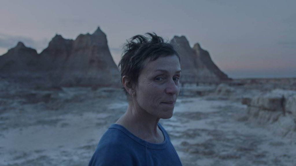 Oscar winner: 'Nomadland' is the best movie - what is a drama?