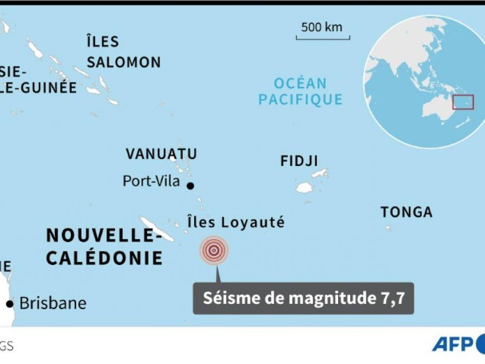 Pacific Earthquake: Tsunami Warning in New Zealand and Australia