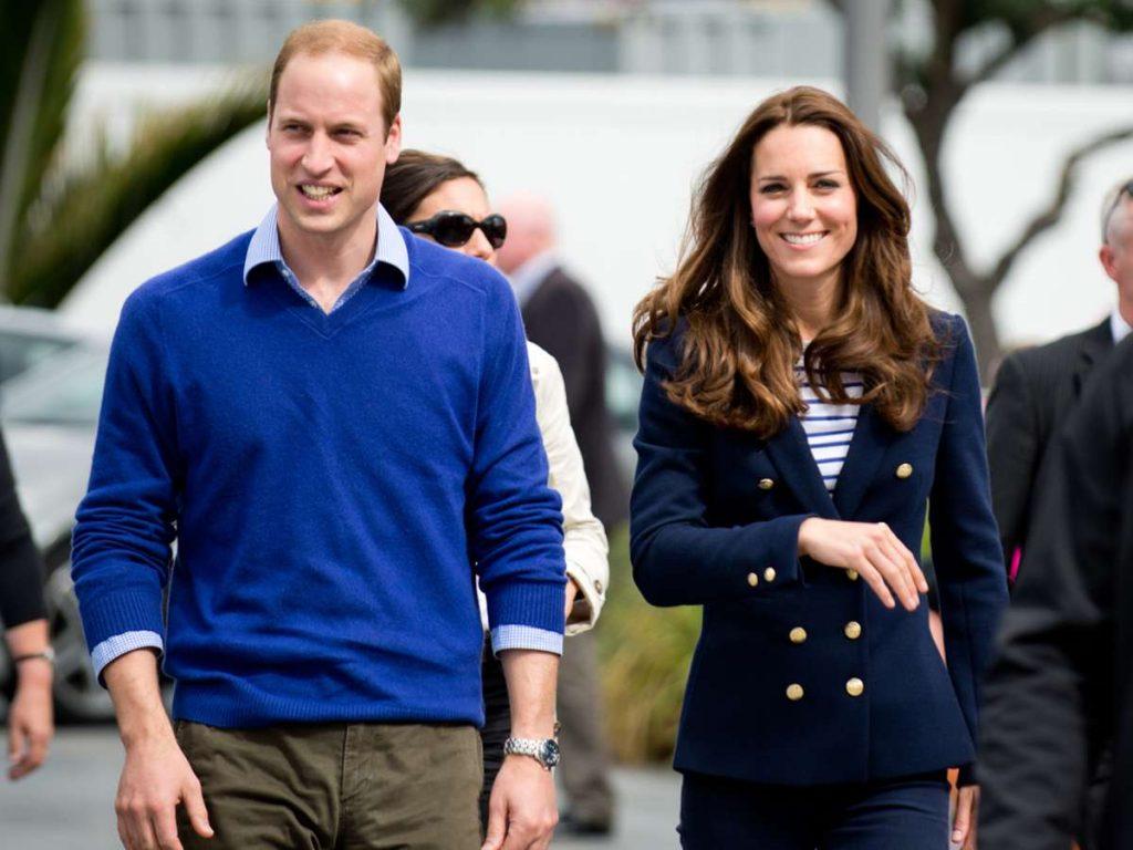 Gemeinsam auf Reisen: Prinz William und Herzogin Kate während einer Neuseeland-Tour. Foto: Shaun Jeffers/shutterstock.com