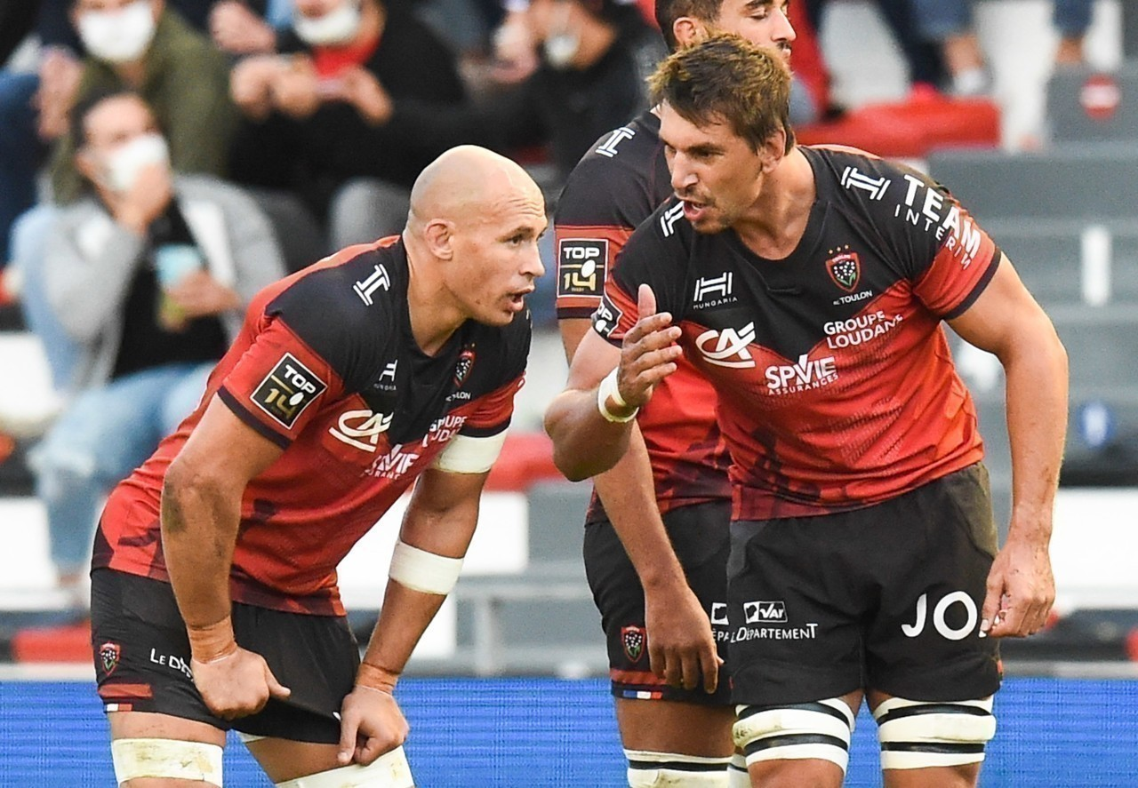 Experts Sergio Baresi and Eben Itzebeth will try to lead the RCT team to a fourth European title.