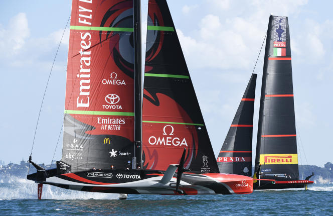 New Zealand defeated Italian challenger Luna Rossa in Auckland 7-3 to clinch their fourth America's Cup on Wednesday (March 17th).
