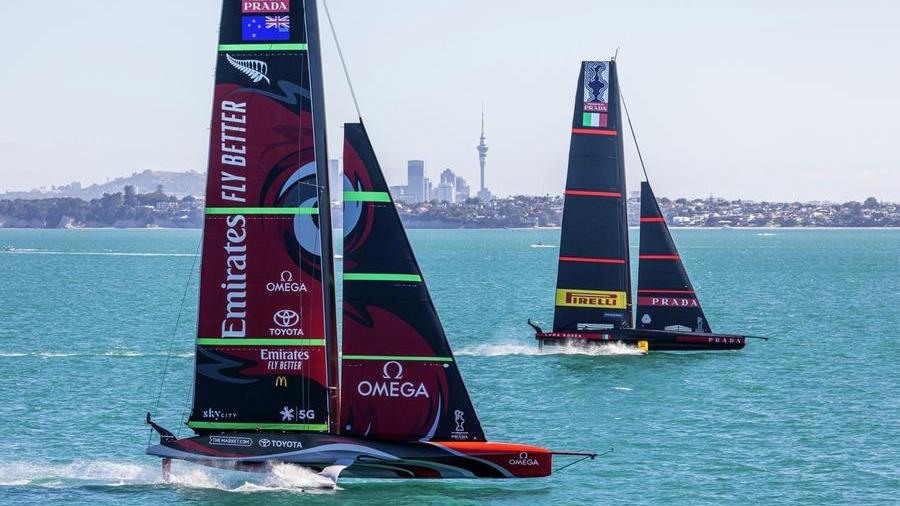 The 36th America's Cup was watched by 941 million spectators