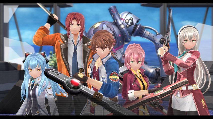 The Legend of Heroes: Hajimari, Zero, Ao and Nayuta confirmed in English