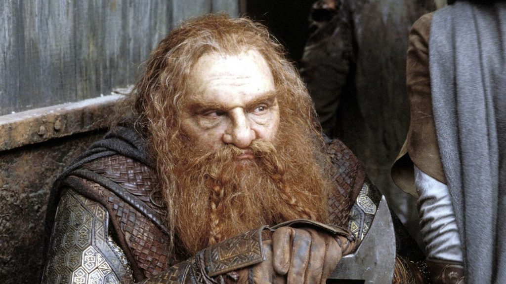 The 'Lord of the Rings' star suffered greatly in the KINO.de . trilogy