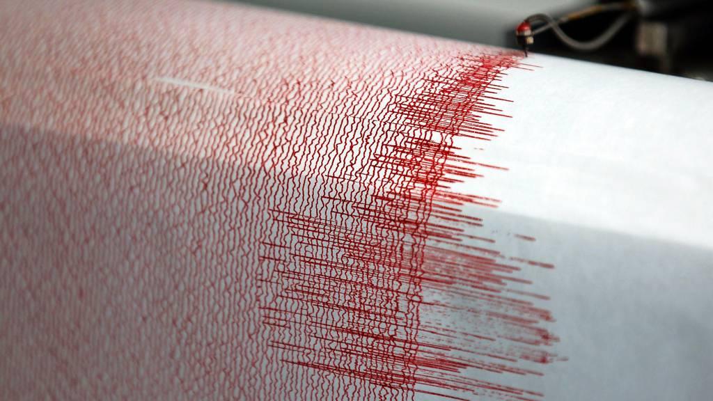 Three big earthquakes off New Zealand