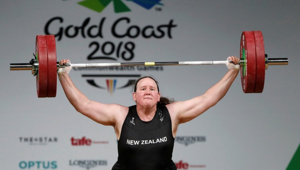 Tokyo Olympics, the first moving athlete in history is a weightlifter from New Zealand