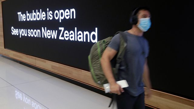 Travel between New Zealand and Australia without quarantine