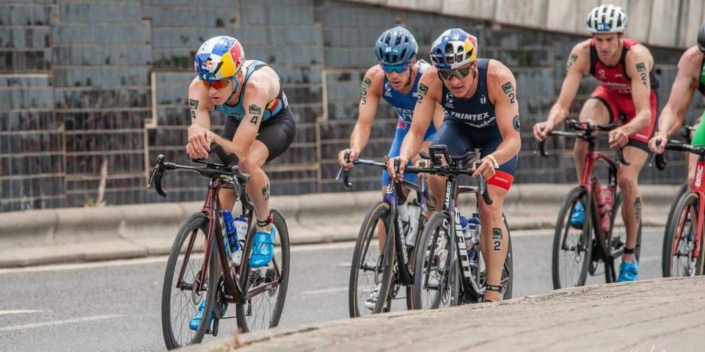 Triathlon: Marten Van Riel épatant troisième à Leeds !