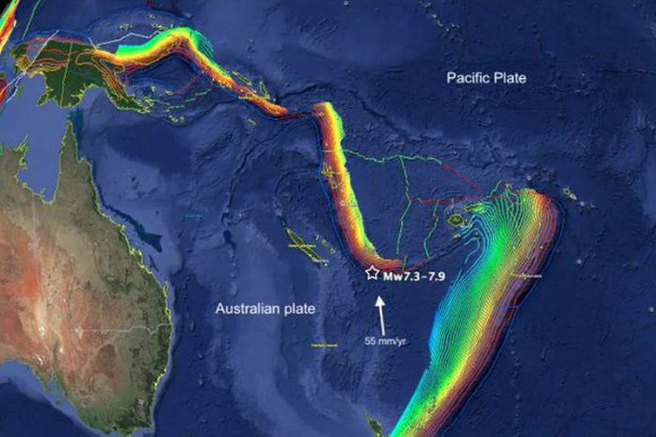 Tsunami warning for New Zealand and Australia