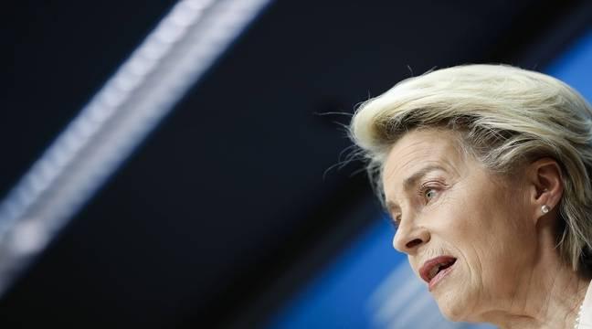 """Von der Leyen stresses that the EU will """"defend"""" its values"""