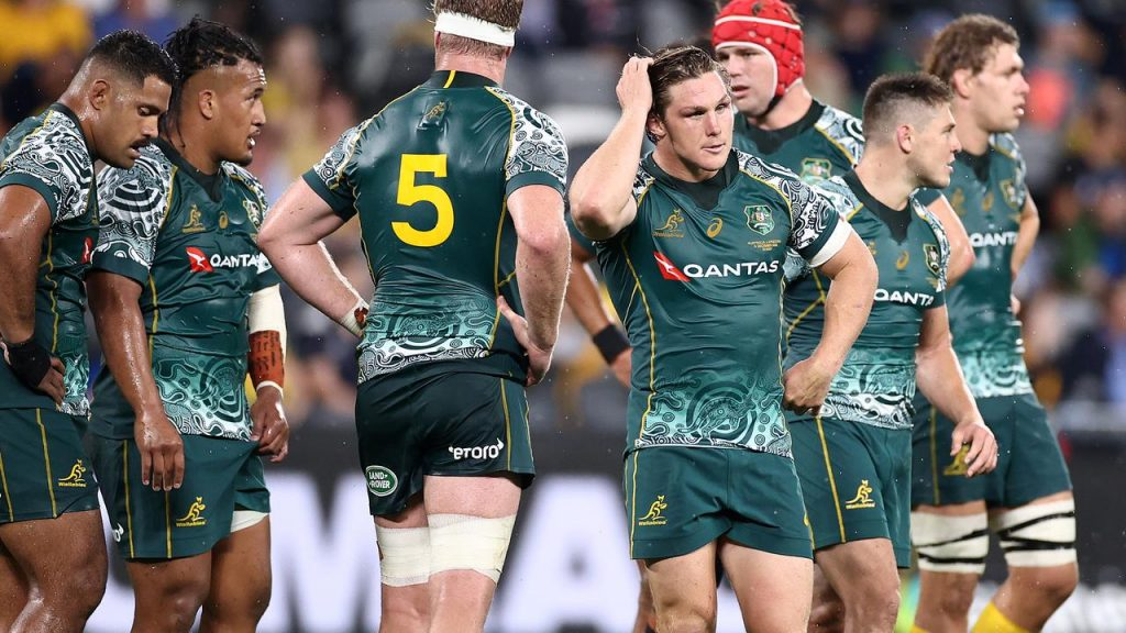 Wallabies coach Scott Wisemantel says France is still tough, selection and roster of Super Rugby