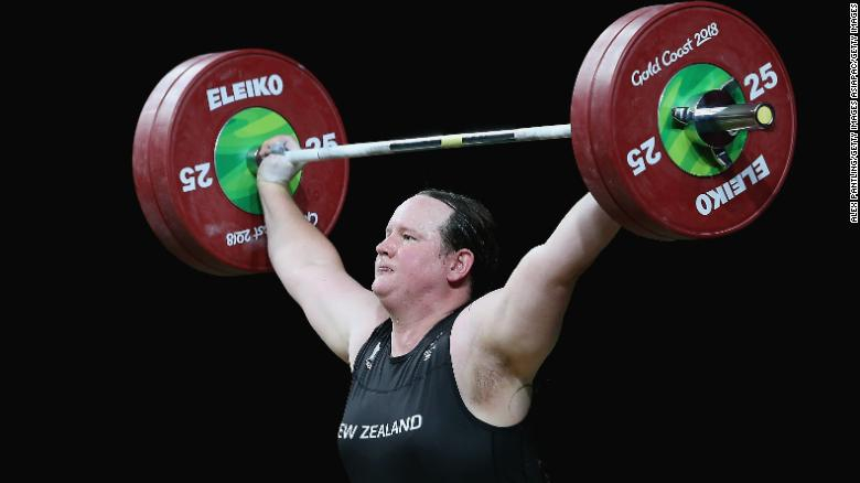 Weightlifting to be the first transgender athlete to attend the Olympics