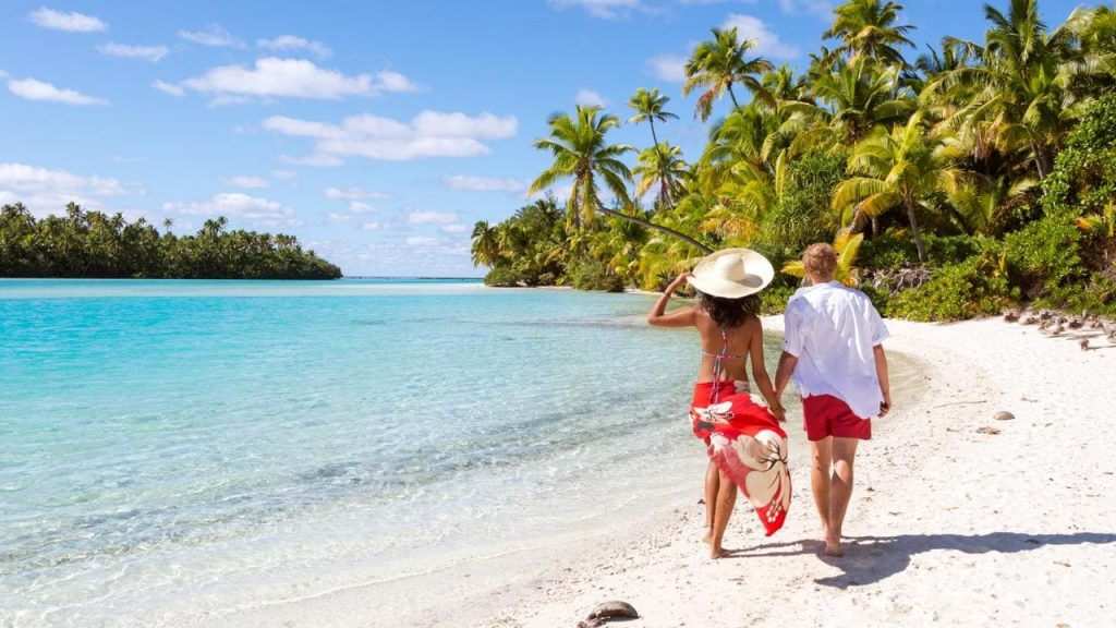 What does the New Zealand island travel bubble mean: Cook to Australia