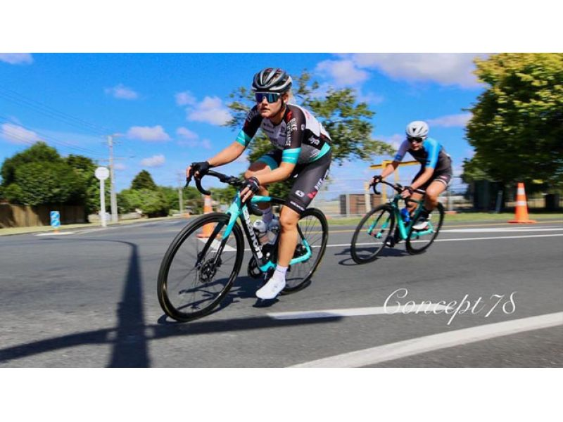 new Zeland.  Georgia Williams promotes bike exchange