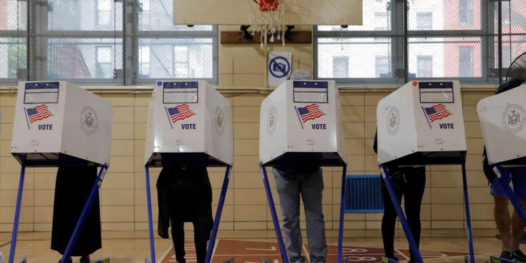 Municipalities in New York in disarray after miscounting during primaries
