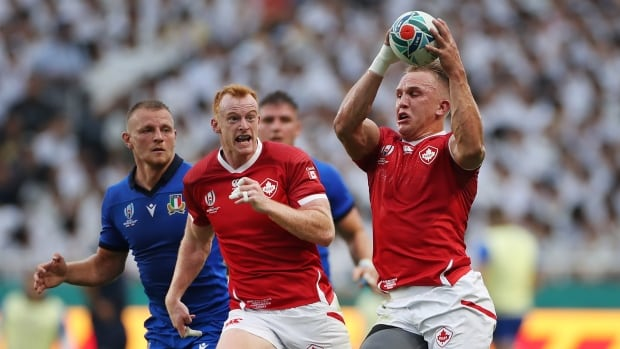 Canadian Ben Lesage returns to rugby tests after exiting the World Cup with a broken hand