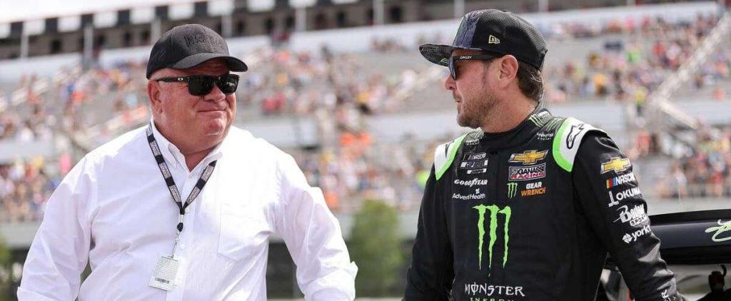 Ganassi abandons NASCAR series