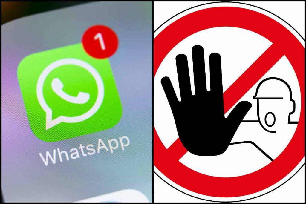 WhatsApp, ban for those who use alternative apps like GB WhatsApp