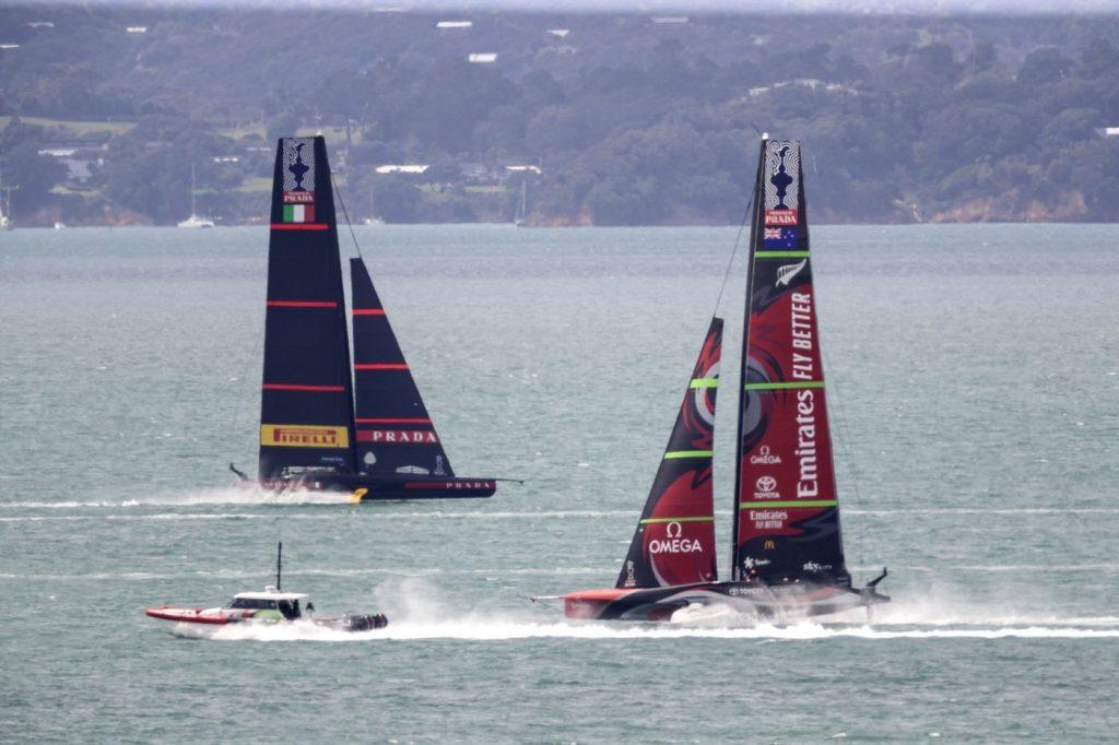 New Zealand's massive challenge for the Italians