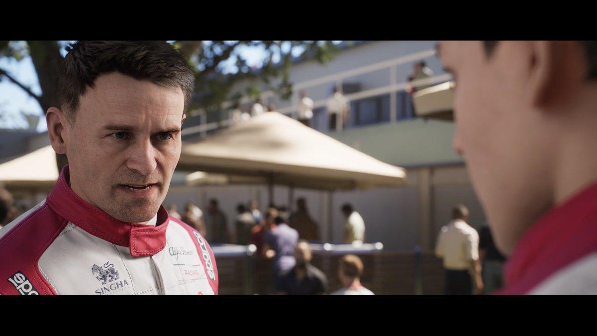 Screenshot F1 2021