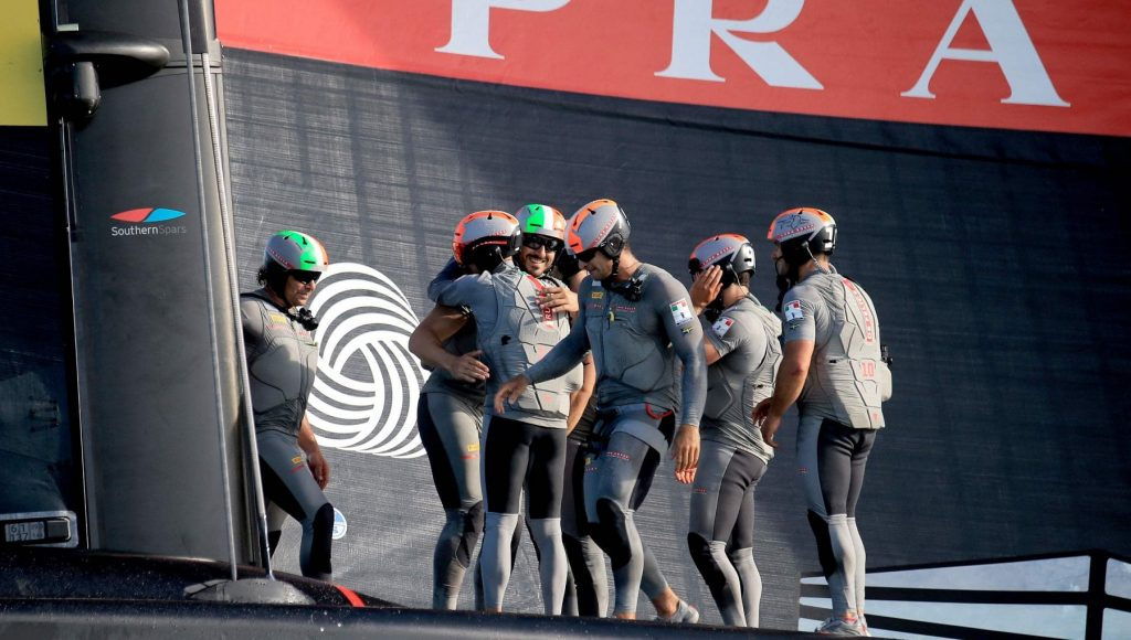 Luna Rossa wins the Prada Cup, dominates Ineos and now challenges New Zealand