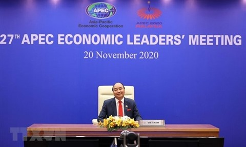 Vietnam at APEC 2021: united to overcome crisis and accelerate recovery