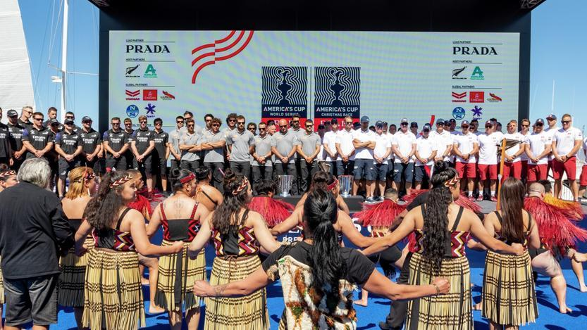 "America's Cup, here is the regatta ""tasting"" schedule"