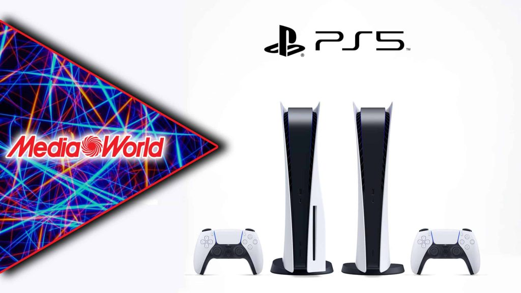 Three new opportunities from MediaWorld to bring Sony's next generation console
