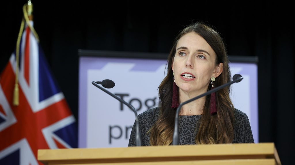 New Zealand, financing must prove ready for the climate challenge
