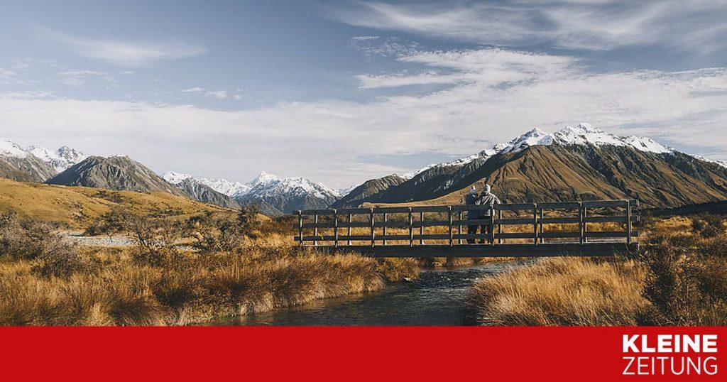 New Zealand releases 97 million euros for kleinezeitung.at