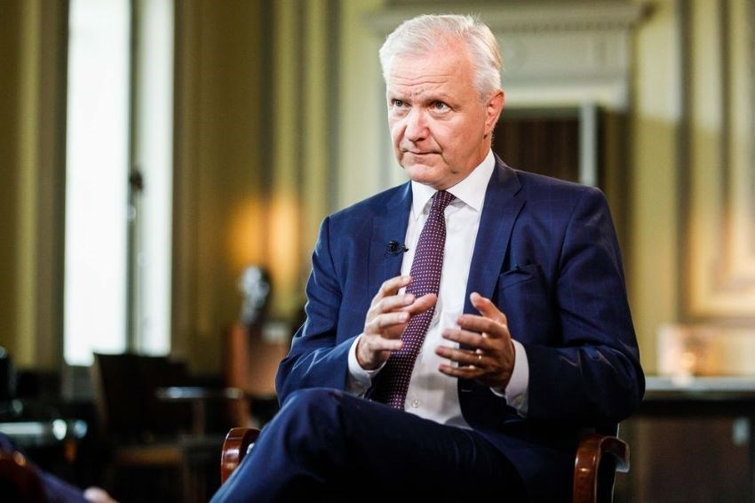 Rehn (European Central Bank), in September there will be talk of tapering.  Ethenea: It's already started