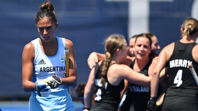 Australia and New Zealand top the Las Leonas group, which ranked third - Tellam