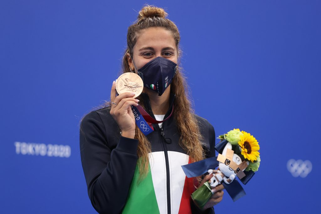 2021 Olympics today July 31, Italy results and medal table in Tokyo 2020