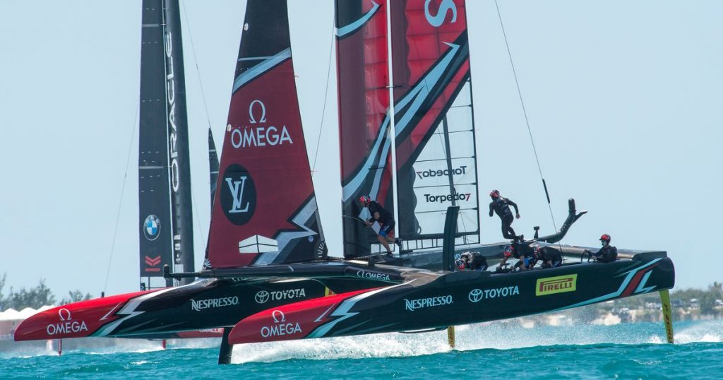 America's Cup: suspected spying in New Zealand - rts.ch