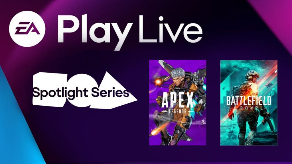 Battlefield 2042 and Apex Legends: Watch the EA Conference here now!  |  Xbox One