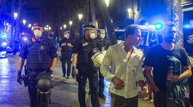 Closing nightclubs, curfews and reducing the load in the face of the explosion of cases