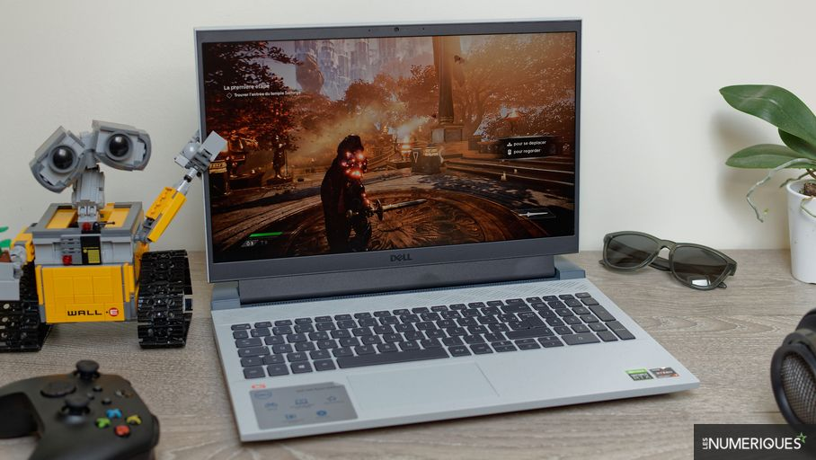 Dell G15 Ryzen Edition review: A powerful and discreet laptop