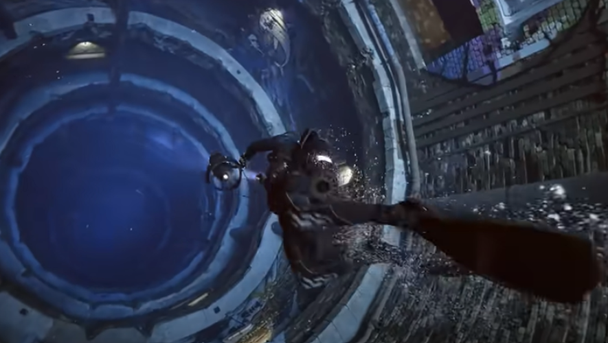 Discover the world's deepest swimming pool opened this week in Dubai