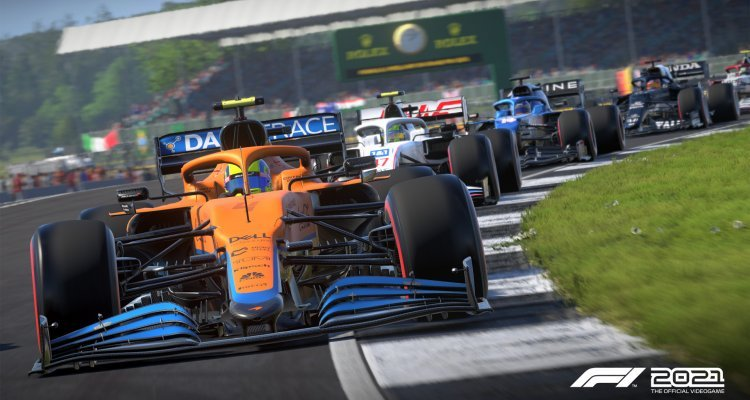 F1 2021 for PS5, ray tracing is causing many problems, disabled with patch 1.04 - Nerd4.life