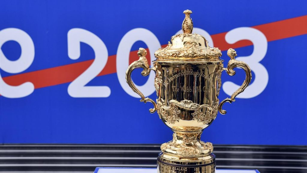 France and New Zealand Opens: Discover the official calendar of the 2023 Rugby World Cup